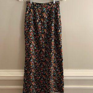 Vintage jonathan martin Maxi Skirt